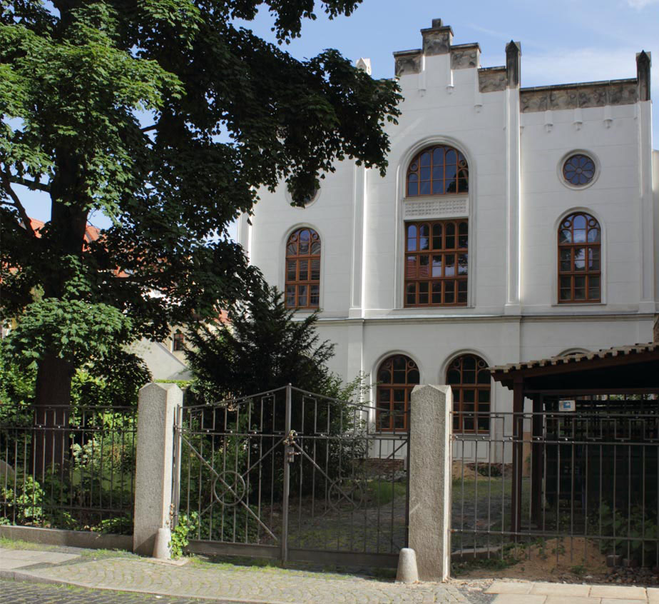 juden synagoge leipzig